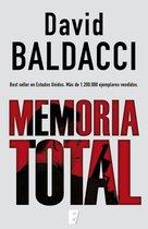 Omslag Memoria total (Amos Decker 1)