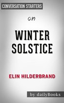 Winter Solstice by Elin Hilderbrand | Conversation Starters