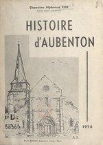 Histoire d'Aubenton