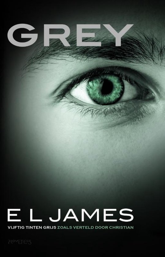 Boek cover Grey van E.L. James (Paperback)