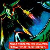 Fragments Of Broken Probes