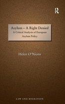 Asylum - A Right Denied