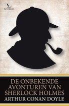 Sherlock Holmes 1 - De onbekende avonturen van Sherlock Holmes