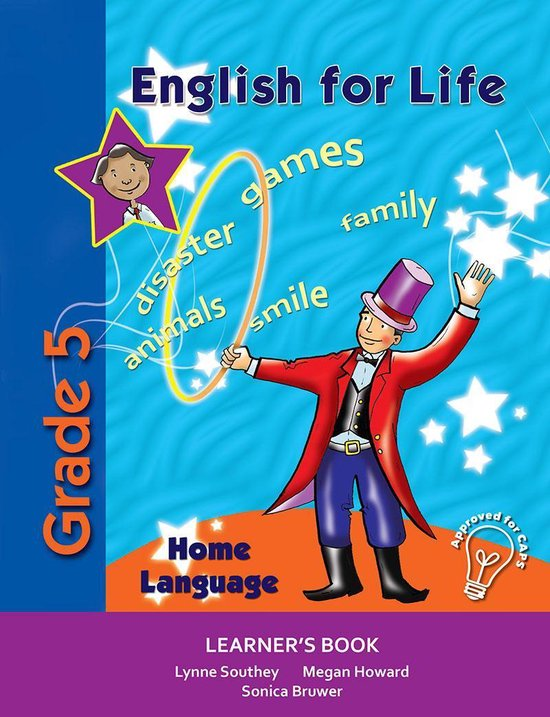 English for Life Learner's Book Grade 5 Home Language