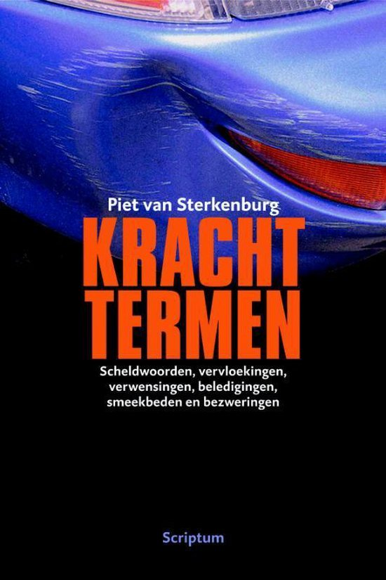 Krachttermen - P. Van Sterkenburg |