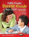 Omslag Fifth Grade Parent Guide for Your Child's Success
