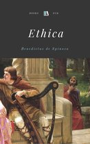 Boek cover Ethica van Baruch de Spinoza (Onbekend)