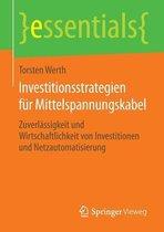 Investitionsstrategien Fur Mittelspannungskabel