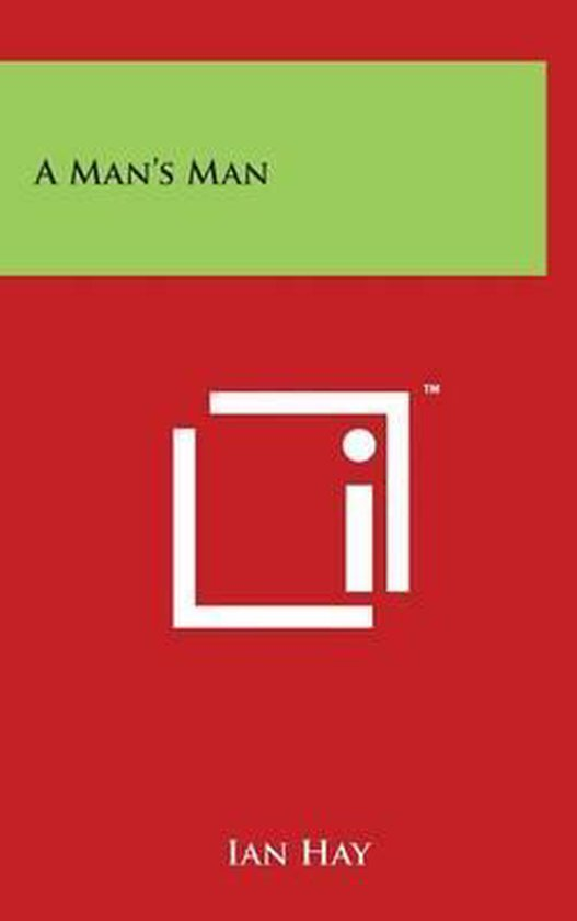 A Man's Man