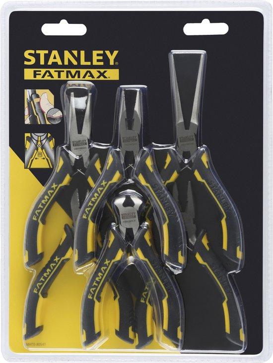 STANLEY FMHT0-80541 FatMax Mini Tangenset 6-delig
