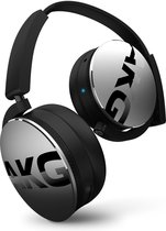 AKG Y50BT - Draadloze on-ear koptelefoon - Zilver