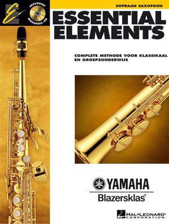 sopraansaxofoon Essential Elements - Divers | Fthsonline.com