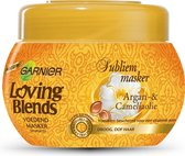 Garnier Loving Blends Argan & Cameliaolie Subliem Haarmasker - 300 ml