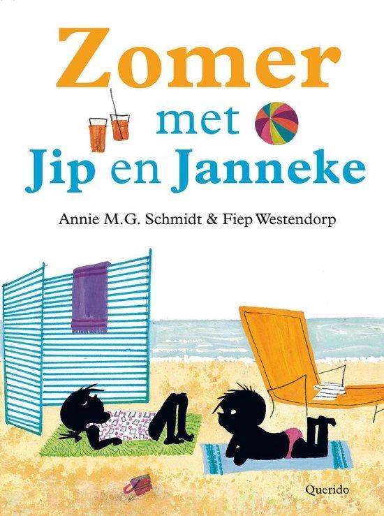 Zomer met Jip en Janneke - Annie M.G. Schmidt |