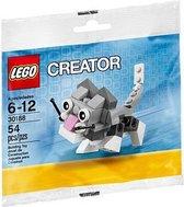LEGO Creator Schattig Katje - 30188