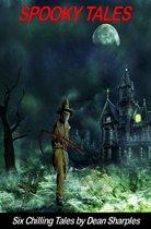 Omslag Spooky Tales