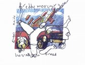 Herman Brood litho Freddy Mercury Queen 1993