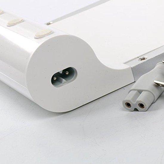 Monitor Verhoger Aluminium - Monitorstandaard met 4 USB-Poorten - Design Editie