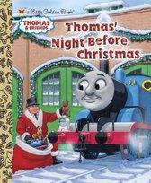 Thomas' Night Before Christmas (Thomas & Friends)