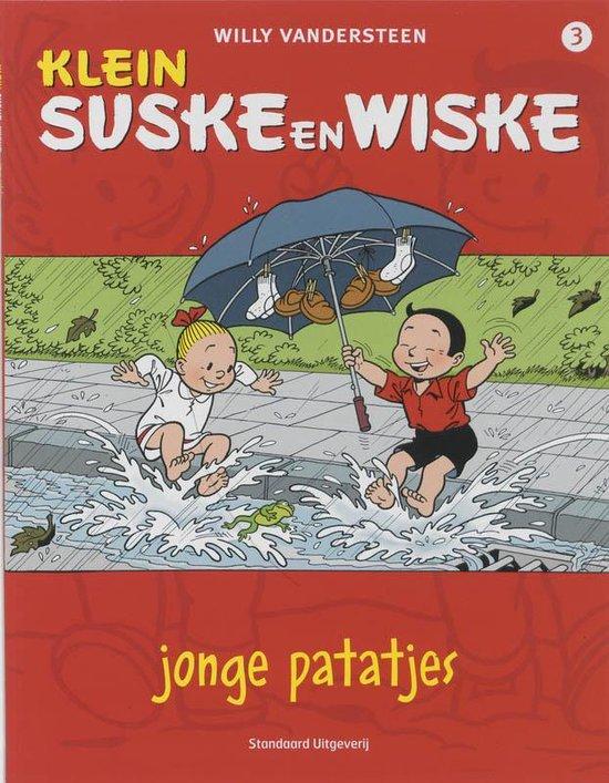 Klein Suske en Wiske deel 3 Jonge patatjes - Willy Vandersteen |