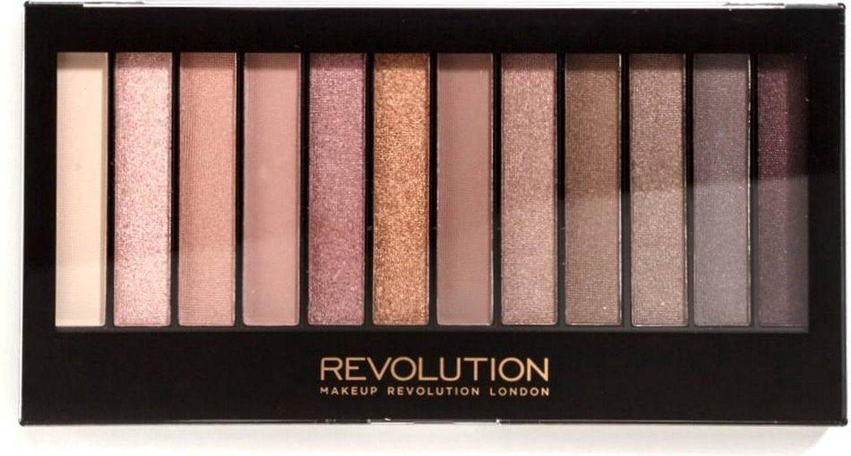 Makeup Revolution Redemption - Iconic 3 - Oogschaduw Palet - Makeup Revolution