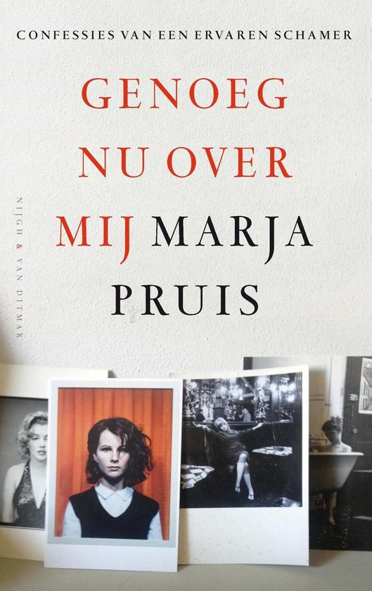 Genoeg nu over mij - Marja Pruis |