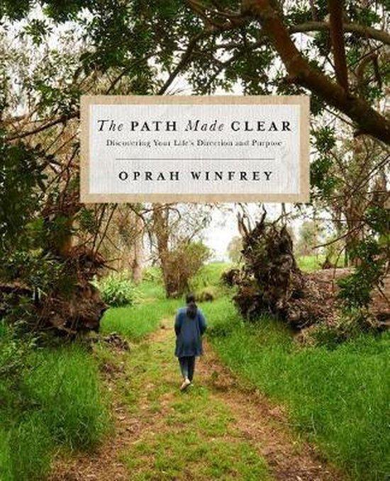 Boek cover The Path Made Clear van Oprah Winfrey (Hardcover)