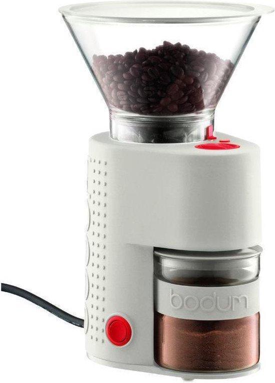 Bodum Bistro Koffiemolen 10903-913 - Wit