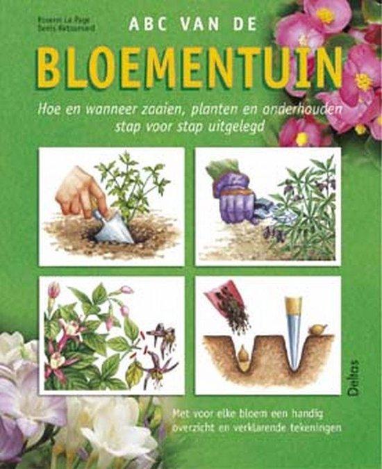 ABC van de bloementuin - R. le Page |