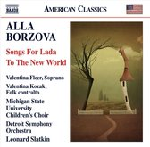 Borzova: Songs For Lada