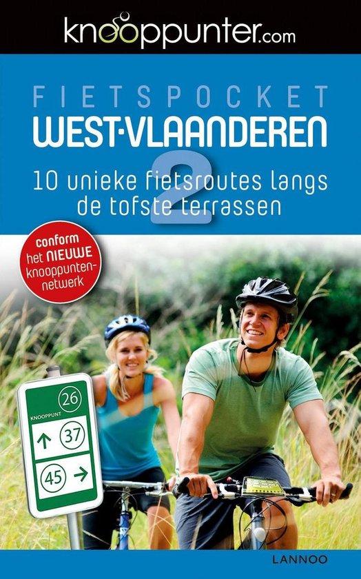 Afbeelding van Knooppunterfietsgids - Fietspocket West-Vlaanderen