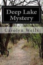 Omslag Deep Lake Mystery