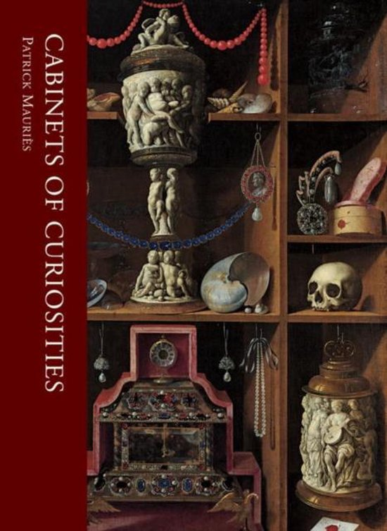 Boek cover Cabinets of Curiosities van Patrick Mauries (Hardcover)