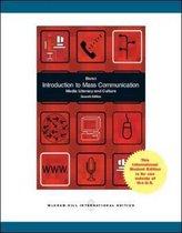 Boek cover Introduction to Mass Communication van Stanley Baran