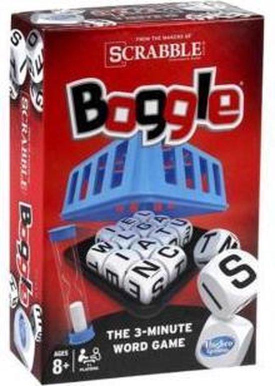 Boggle - Het 3 Minuten Woordenzoekspel