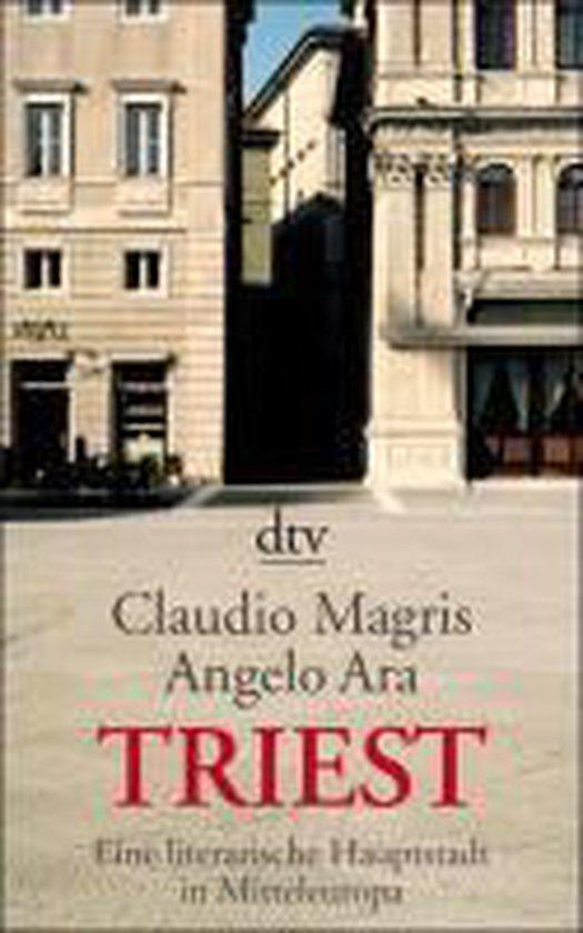 Boek cover Triest van Claudio Magris (Paperback)
