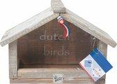 Bird Old Dutch Muurvoederhuis (6)
