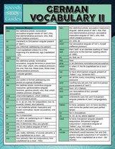 German Vocabulary II (Speedy Language Study Guides)