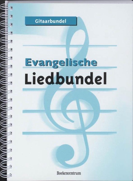 Evangelische Liedbundel - 510 Liederen Gitaargrepen |