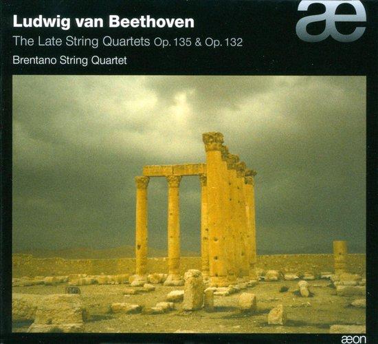 Late String Quartets Op.135 & Op.132