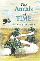 Boek cover The Annals of Time van Ida Greenlee Cheeks