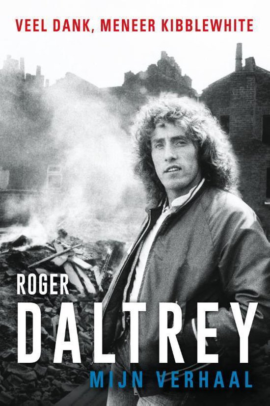 Mijn verhaal - Roger Daltrey |