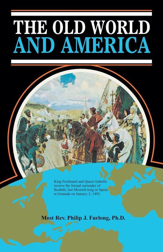 Boek cover The Old World and America van Maureen K. Mcdevitt (Onbekend)