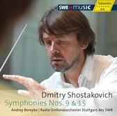 Symphonies No. 9 & 15