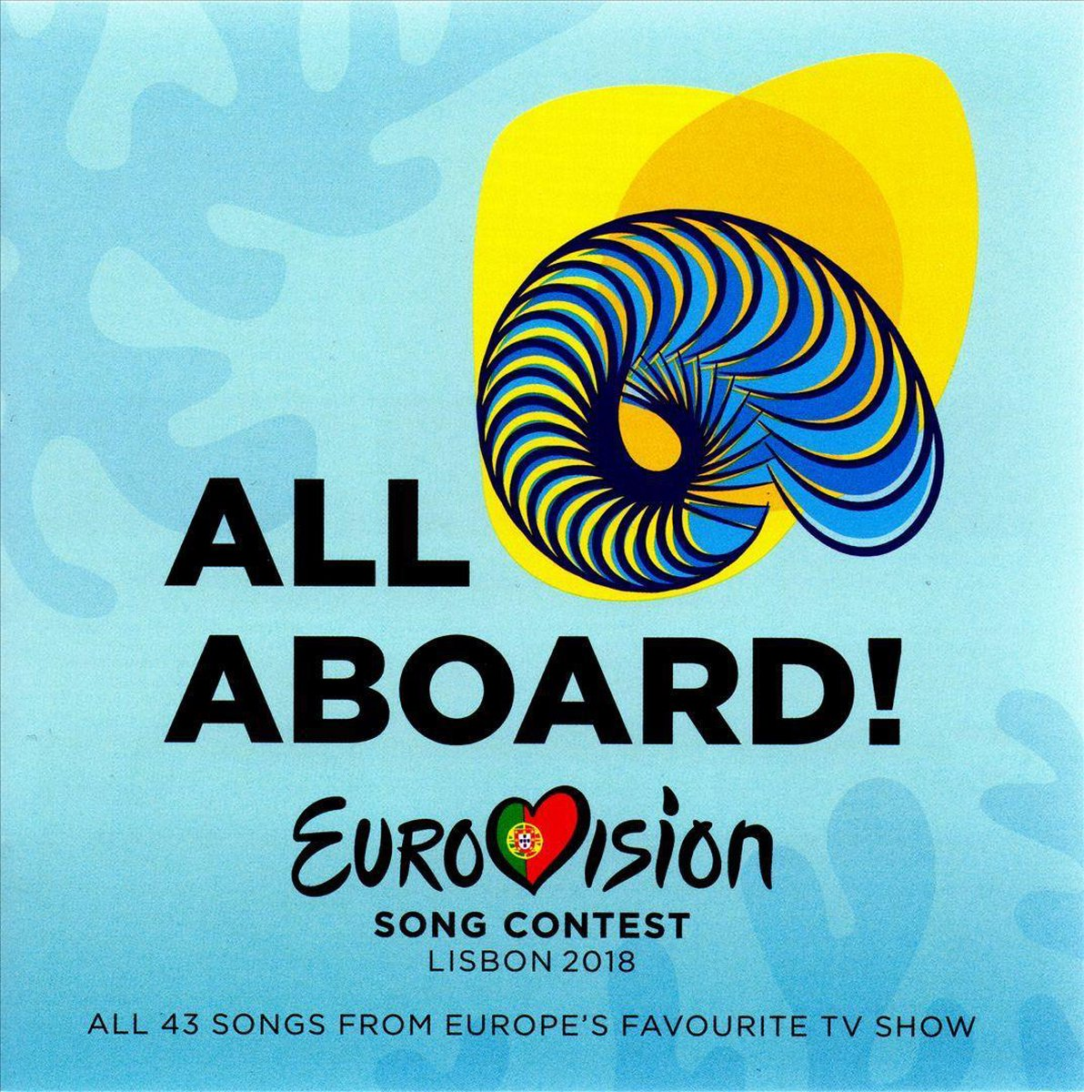 Eurovision Song Contest Lisbon 2018 - various artists