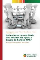 Indicadores de Resultado DOS Nucleos de Apoio a Saude Da Familia Nasf