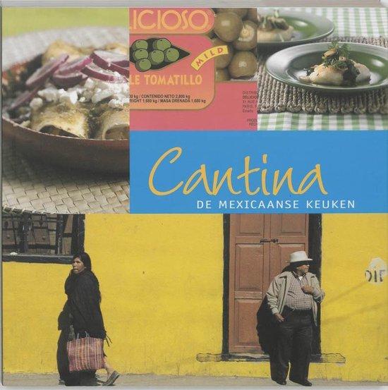 Boek cover Cantina van Monique van Esch (Paperback)