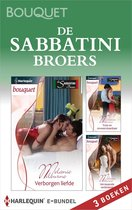 Omslag Bouquet Bundel - De Sabbatini broers (3-in-1)