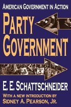 Boek cover Party Government van E. Schattschneider