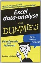 Excel data-analyse voor Dummies, pocketeditie